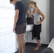 """Bis zu acht Benutzer kann die """"Smart Body Analyzer"""" speichern."""