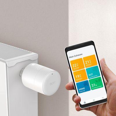 Smarte Heizung fürs Smart Home.