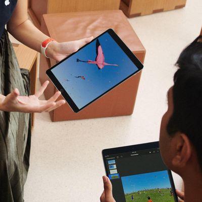 Die iPad-Modelle im Porträt
