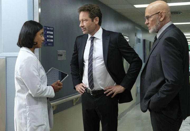 Die Suche nach der Wahrheit führt Mulder und Scully zu ihrem Sohn.
