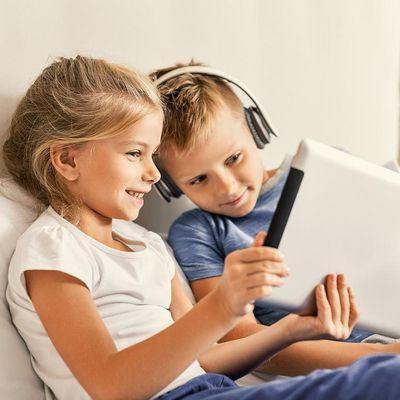 """""""YouTube Kids"""": Sicheres """"YouTube""""-Schauen für die Kleinen."""