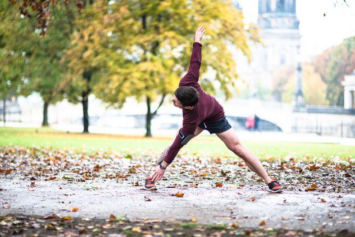 Sport hilft bei hohem und bei niedrigem Blutdruck.