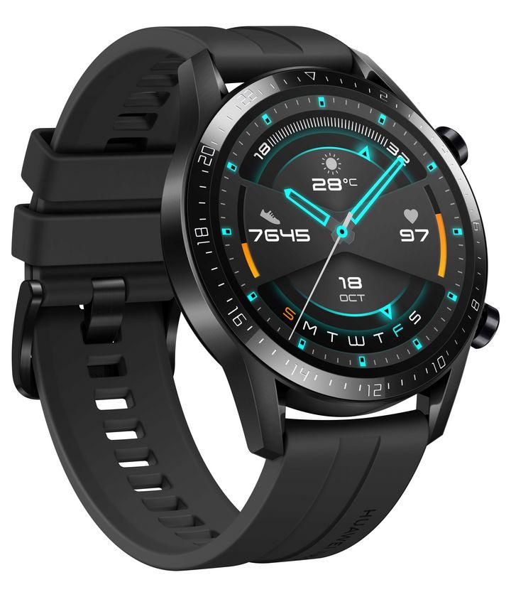 Die Huawei Watch GT 2