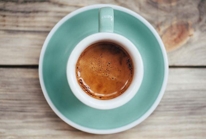 Der perfekte Espresso besteht aus 30 ml Wasser und 7 g Kaffee.