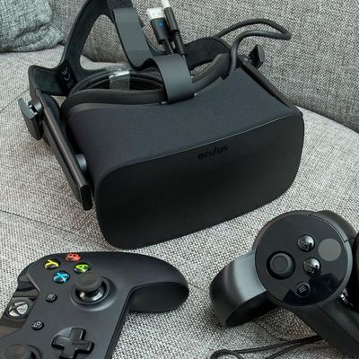 Die Oculus Rift im Video