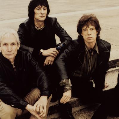 """The Rolling Stones präsentieren ihr neues Best-of-Album """"Honk""""."""