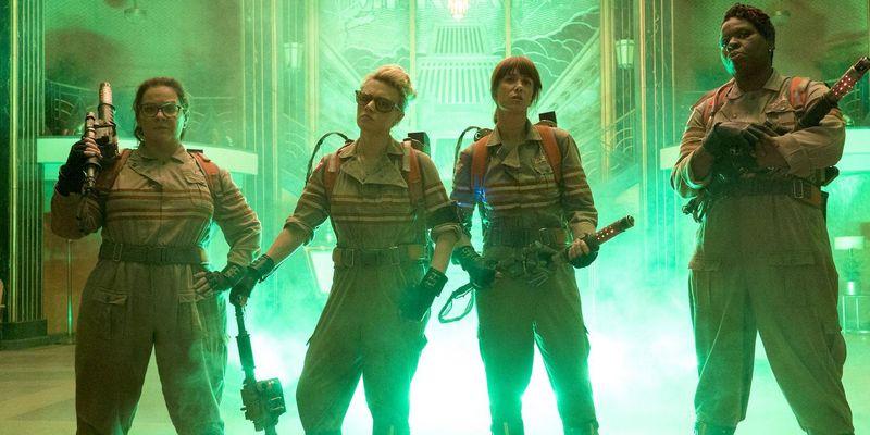32 Jahre nach dem Original treten die Ghostbusters wieder den Dienst an.