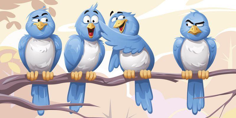 Twitter feiert 10. Geburtstag