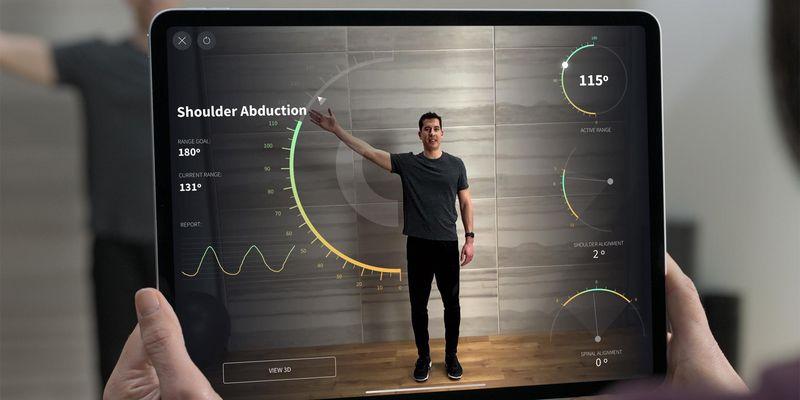 """Das neue Apple """"iPad Pro 2020""""."""