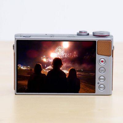 Canon G9 X: Perfekte Nachtaufnahmen