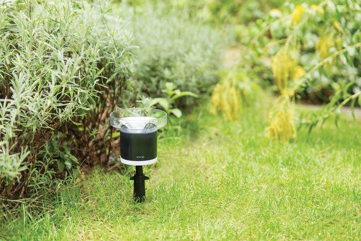Den Garten Smart überwachen Wetterstation Von Netatmo Mediamagat