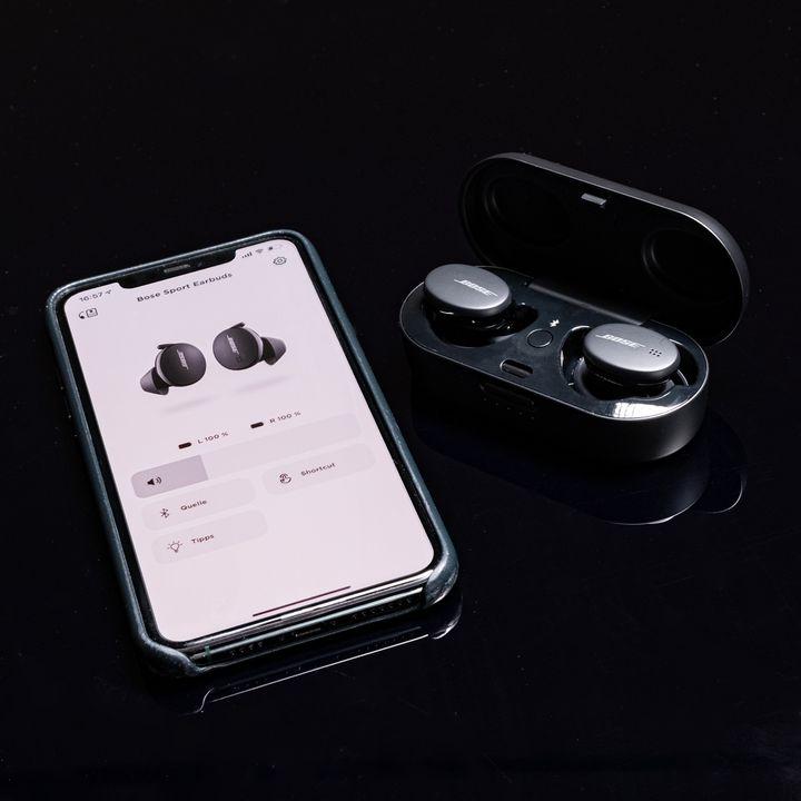 """Die Bose """"Sport Earbuds"""""""