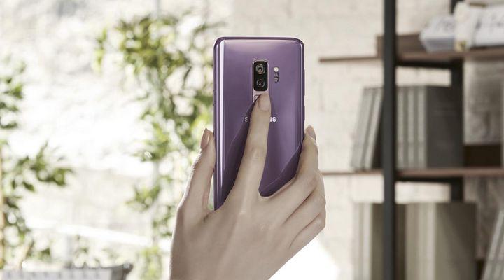 Der Fingerabdruck ist nicht wie bisher neben, sondern unter den Kameralinsen angeordnet.
