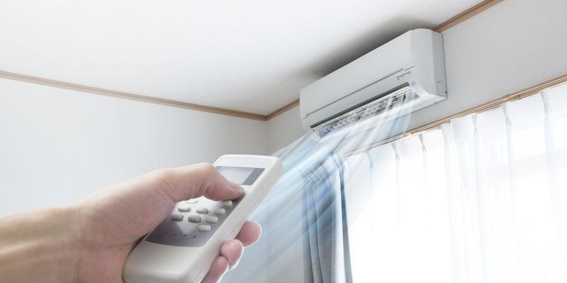 Split-Klimageräte sorgen für rasche und effiziente Raumkühlung.