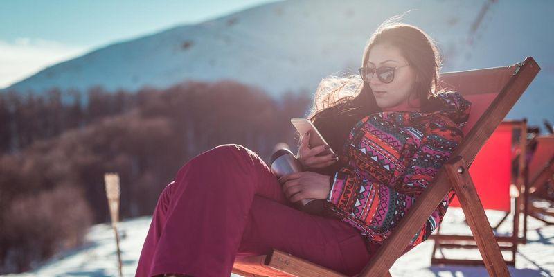 Mit diesen 5 Apps sind Sie im Winterurlaub bestens informiert.