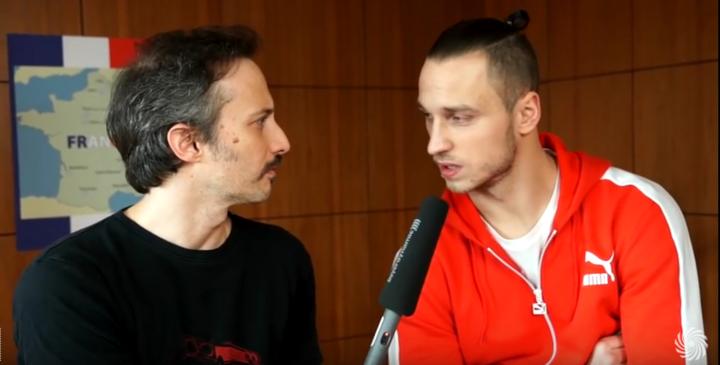Michael Ostrowski und Marko Arnautovic