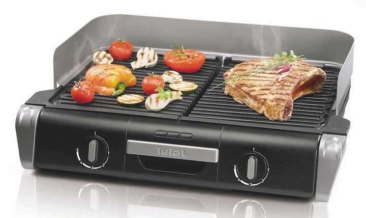 """Family Flavor Grill TG800"" von Tefal"