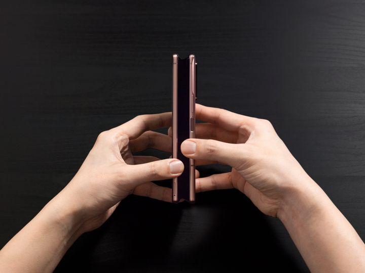 Das nächste Faltphone von Samsung.