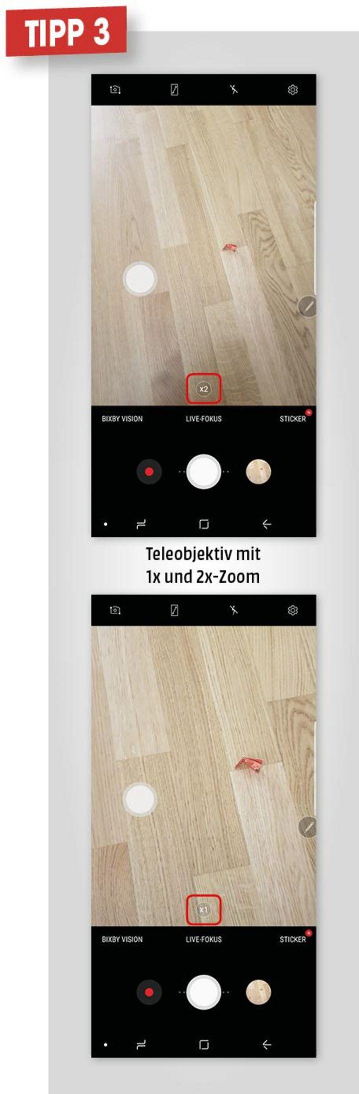 3. Teleobjektiv