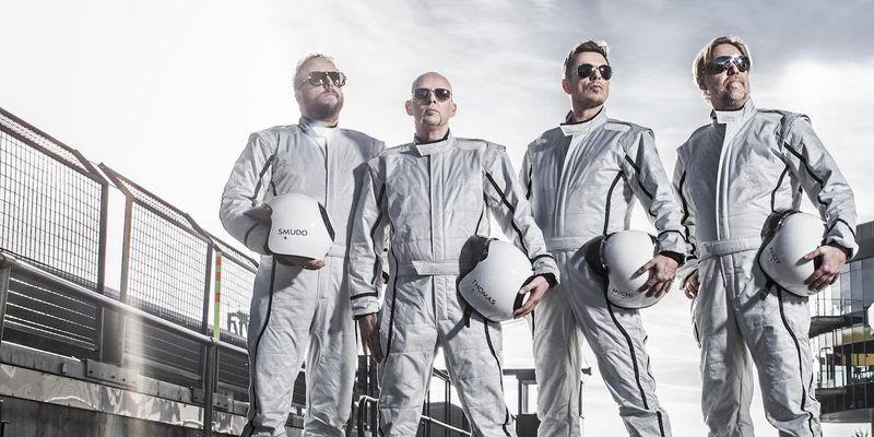 """Die Fantastischen Vier melden sich mit """"Captain Fantastic"""" zurück."""