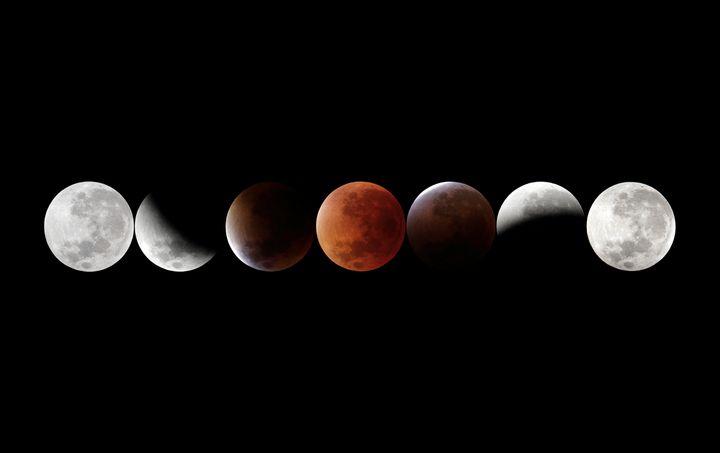 3 Tipps für brillante Bilder von der Mondfinsternis.