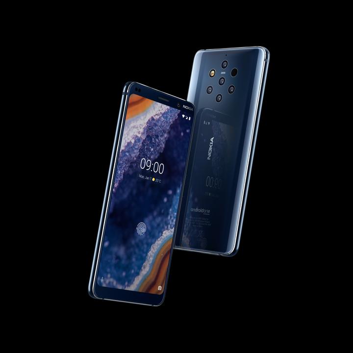"""Das """"Nokia 9 PureView""""."""