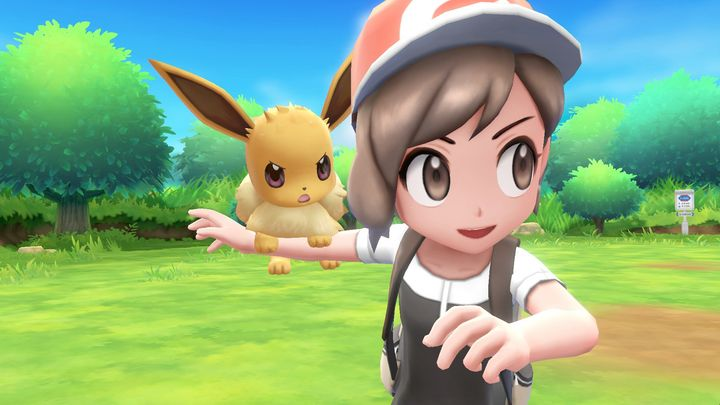 """Die ersten beiden """"Pokémon""""-Spiele für die Nintendo Switch begeistern Fans."""