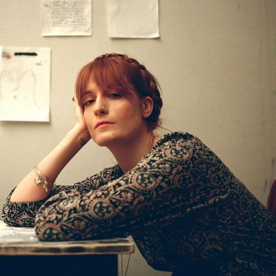 "Florence + The Machine stellen ihr neues Album ""High As Hope"" vor."