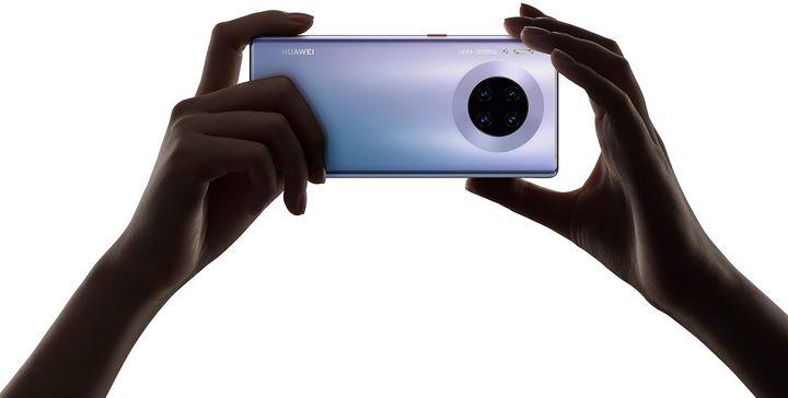 Die Kamera des Smartphones.