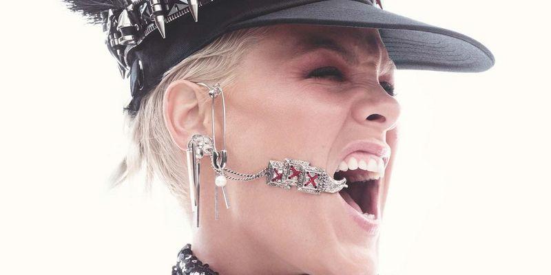 "P!nk kehrt mit dem Album ""Hurts 2B Human"" zurück."
