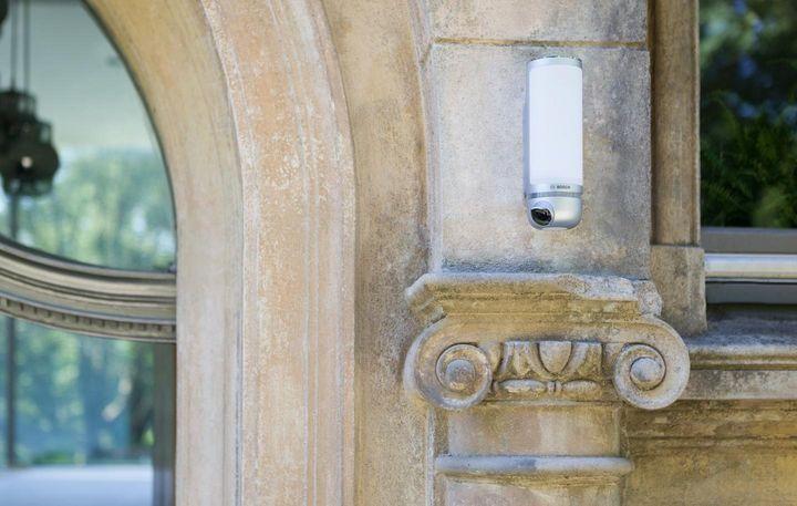"""Die neuen Geräte im """"Smart Home System"""" von Bosch."""