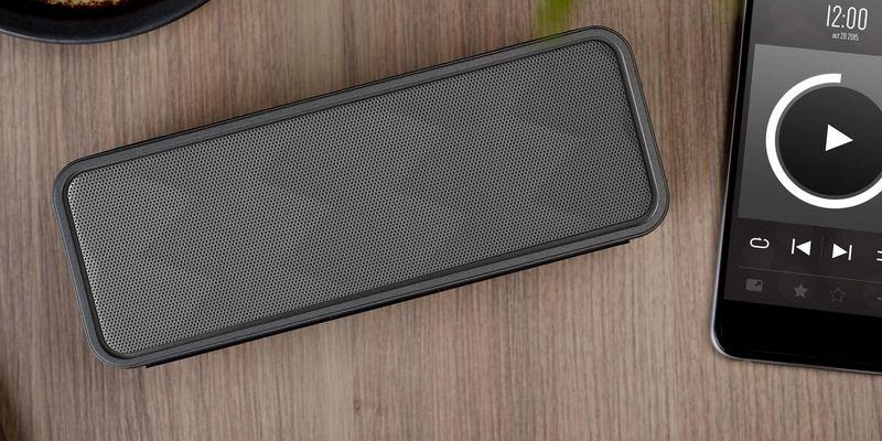 Dank moderner Bluetooth Lautsprecher können Sie Ihre Musik von iPhone & Co. fast überall hören.