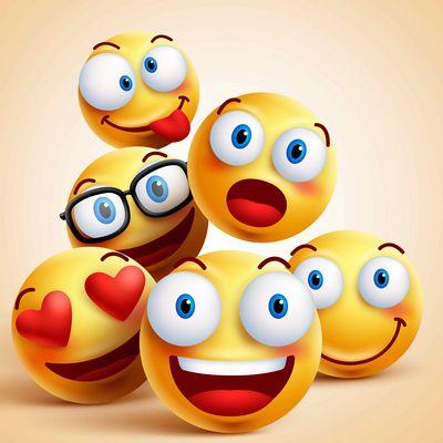 Süße Emojis sind beim Online-Dating wichtig!