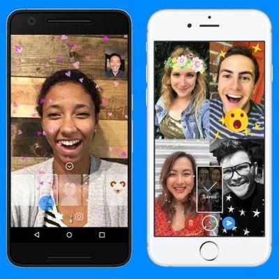 Facebook Messenger: neue Video-Features.