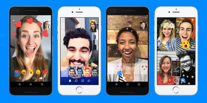 Facebook Messenger: neue Video-Features.