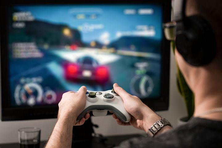 Gaming-Spaß am PC.