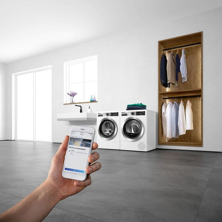 Smart Dry von Bosch.