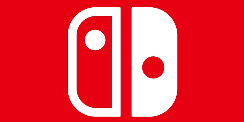 "Rot wie Mario: Das ""Switch""-Logo"