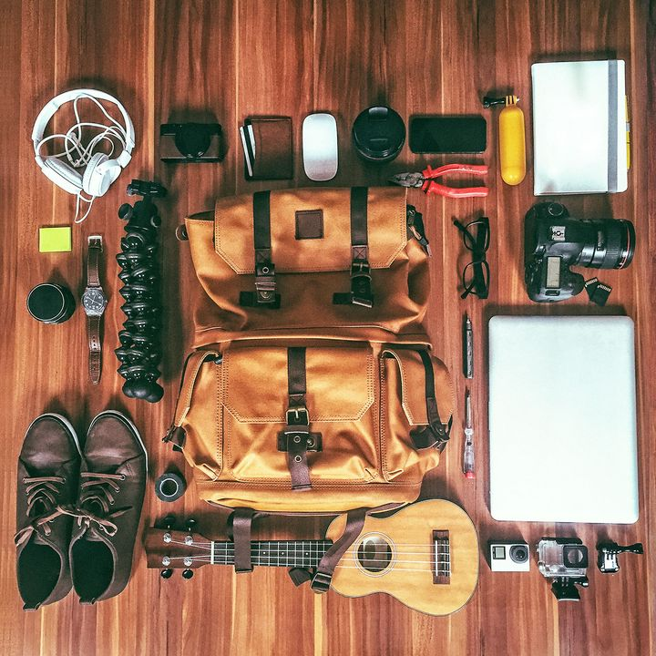 Reise-Foto-Tipp 1: Equipment-Check