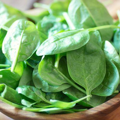 Spinat und Co. bringen den Frühling in die Küche.
