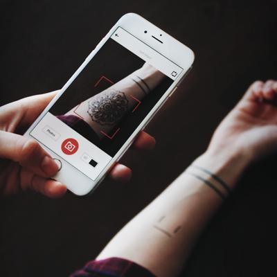 Ink Hunter Tattoo App