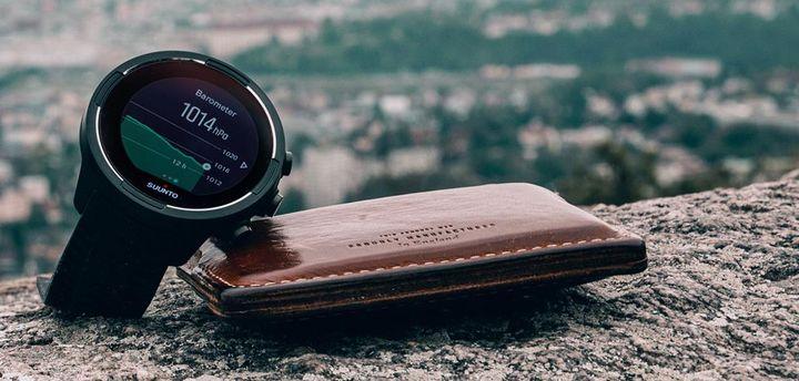"""Die Smartwatch """"Suunto 9 Baro"""""""