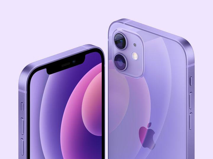 Das iPhone 12 erscheint in einer neuen Farbe.