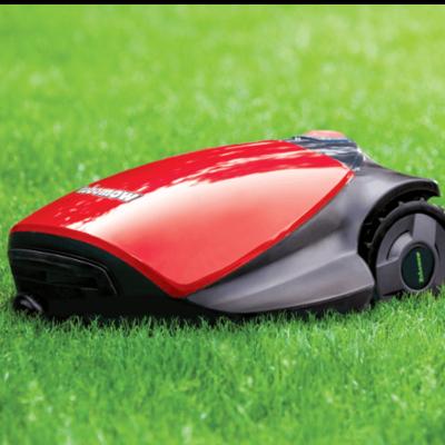 Das muss ein Rasenmäher-Roboter können.