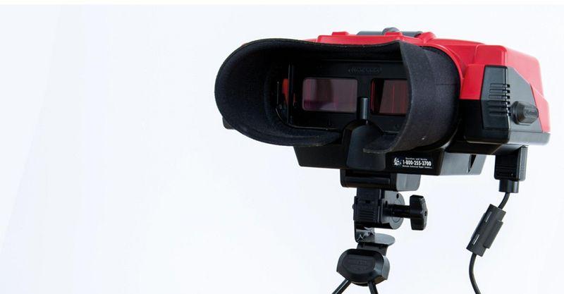 Virtual Boy: Nintendos dunkelste Stunde