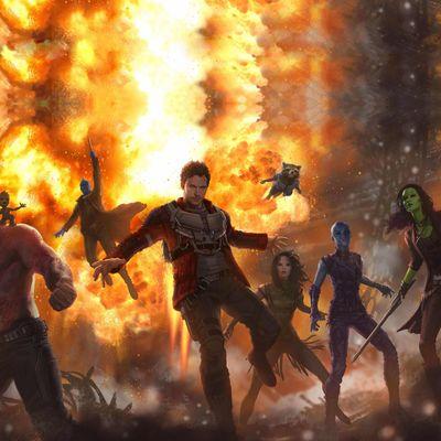 """Erster Teaser-Trailer zu """"Guardians Of The Galaxy 2"""""""