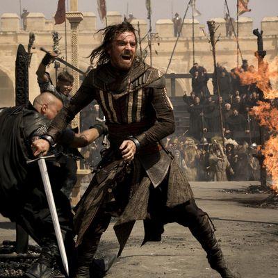 """""""Assassin's Creed"""" auf Blu-ray & DVD erschienen."""
