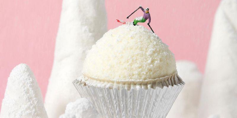 Der Ausprobierer: Rezept für Kokos-Cupcakes.