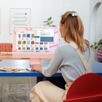 Apple präsentiert bunte iMacs, neue iPads und mehr