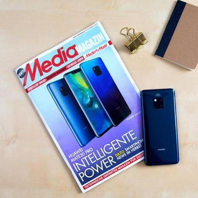 Das Mediamagazin im November 2018 ist da!
